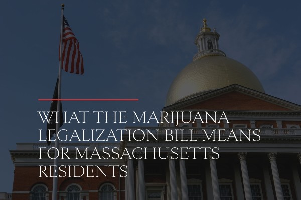 what the marijuana legalization bill means for Massachusetts