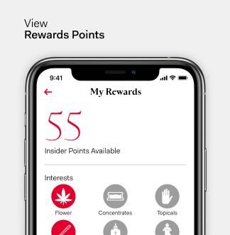 View Rewards